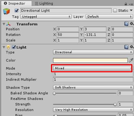 Unity] 室内シーンのライティング調整 – Shade3D チュートリアル
